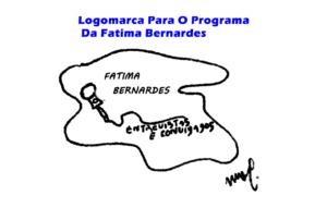 LOGOMARCA PARA O PROGRAMA DA FATIMA BERNARDES