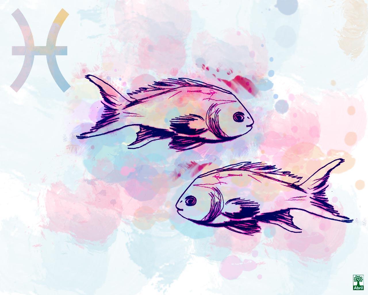 Signo de peixes agua