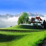 Alpes, Suíça