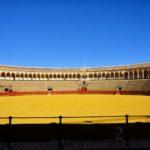 Arena Bullfight, Andalusia, Espanha