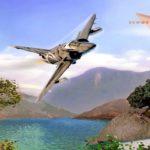 Avião Dimensões 1360x768(105)