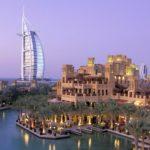 Burj Al Arab, Dubai, Emirados  Árabes Unidos(1)