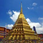 Capela Wat Phra Kaeo, Tailandia