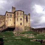 Castelo Warkworth, Inglaterra