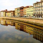 Cidade da Toscana, Itália