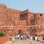 Forte de Agra, India