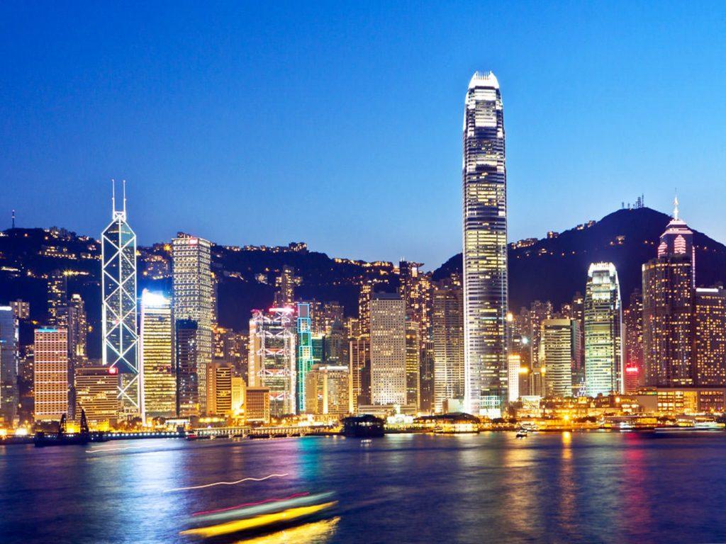 Hong Kong, China(1)