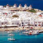 Ilha de Míconos, Grécia