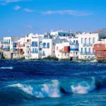 Ilha de Míconos, Grécia(1)