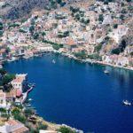 Ilha de Simi,Grécia