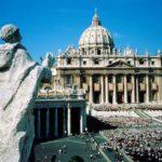 O Vaticano em Roma , Itália(1)
