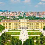 Palácio Schönbrun, Viena, Austria