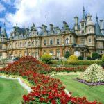 Palácio Waddesdon Manor, Inglaterra