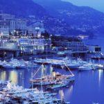 Porto do Principado de Monaco