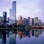 Rio Yarra, Melbourne , Austrália