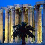 Templo de Zeus, Olympia, Grécia