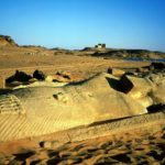 Vale dos Leões, Egito